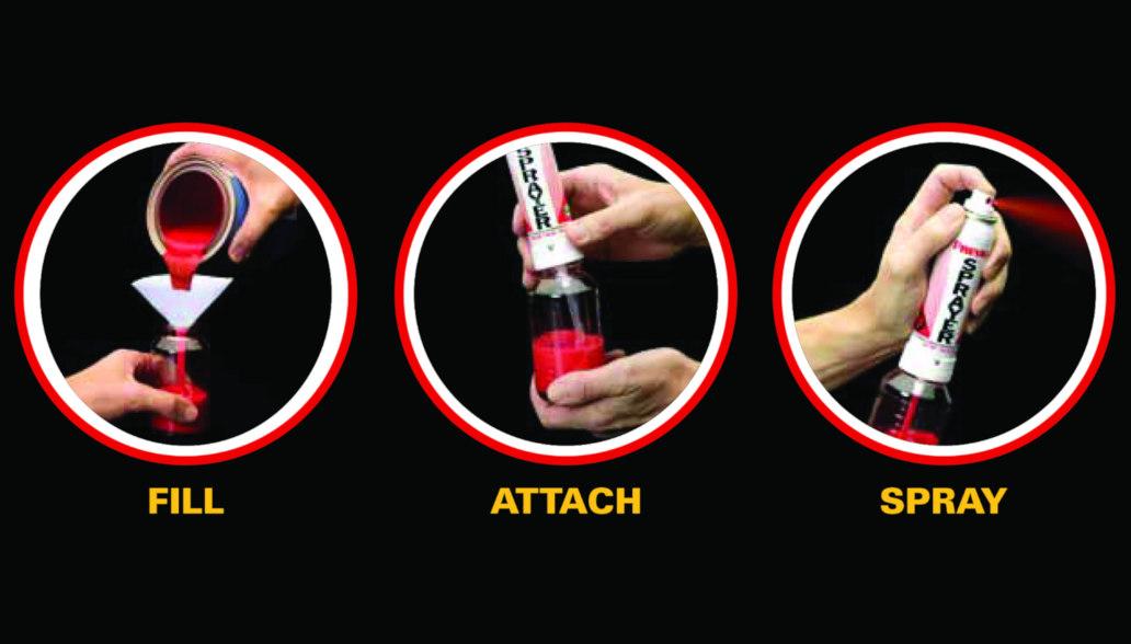 Spray Preval